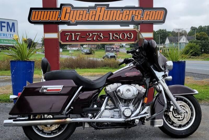 2005 Harley-Davidson Electra Glide for sale at Haldeman Auto in Lebanon PA