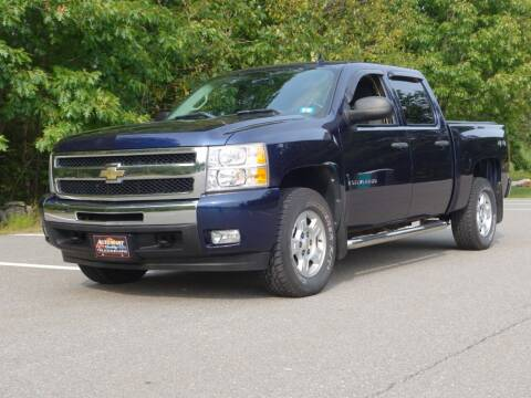 2009 Chevrolet Silverado 1500 for sale at Auto Mart in Derry NH