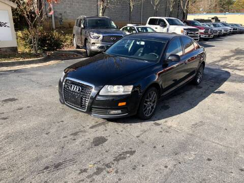 2009 Audi A6 for sale at Five Brothers Auto Sales in Roswell GA