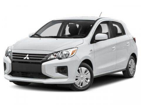2021 Mitsubishi Mirage for sale at Don Herring Mitsubishi in Dallas TX