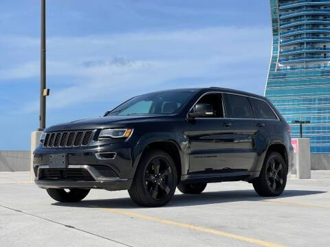 2016 Jeep Grand Cherokee for sale at Auto Direct of South Broward in Miramar FL