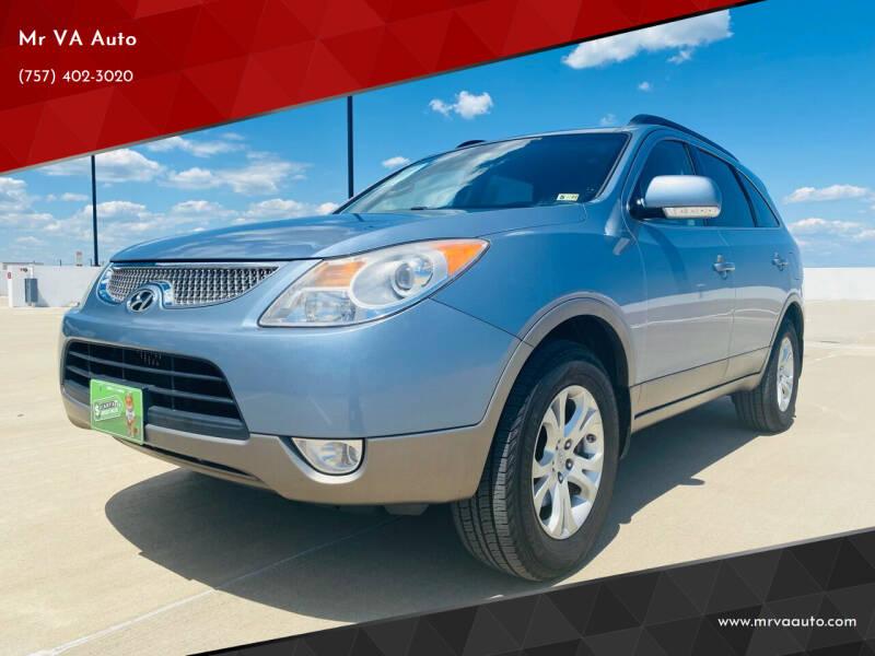 2011 Hyundai Veracruz for sale at Mr VA Auto in Chesapeake VA