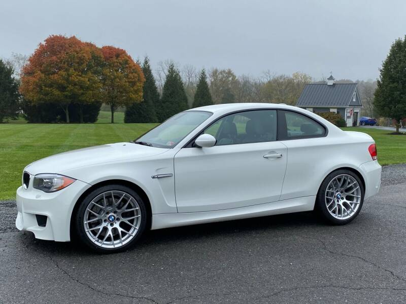 2011 BMW 1 Series for sale at Blue Line Motors in Winchester VA