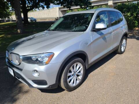 2016 BMW X3 for sale at EXECUTIVE AUTOSPORT in Portland OR