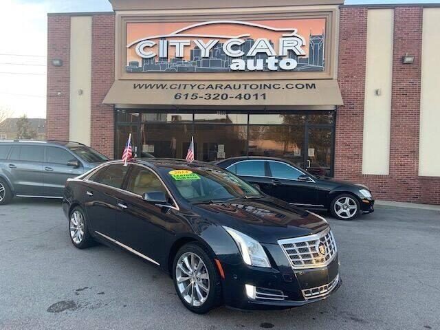 2014 Cadillac XTS for sale at CITY CAR AUTO INC in Nashville TN