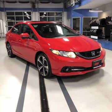 2015 Honda Civic for sale at Simply Better Auto in Troy NY