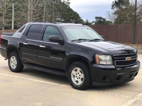 2007 Chevrolet Avalanche for sale at Two Brothers Auto Sales in Loganville GA