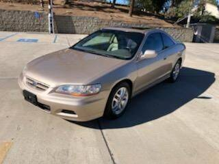 2001 Honda Accord for sale at Legend Auto Sales Inc in Lemon Grove CA