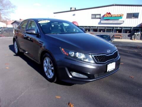 2011 Kia Optima for sale at Dorman's Auto Center inc. in Pawtucket RI