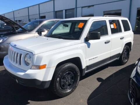 2015 Jeep Patriot for sale at Adams Auto Group Inc. in Charlotte NC