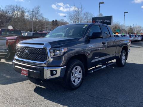 2018 Toyota Tundra for sale at Midstate Auto Group in Auburn MA