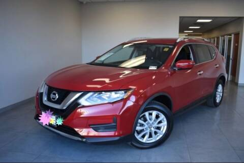2017 Nissan Rogue for sale at Auto Max Brokers in Palmdale CA