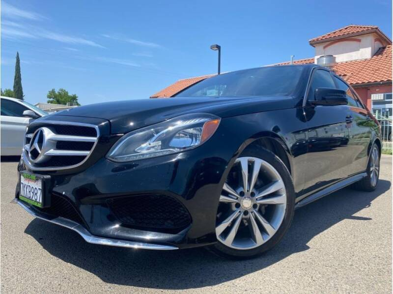 2015 Mercedes-Benz E-Class for sale at MADERA CAR CONNECTION in Madera CA