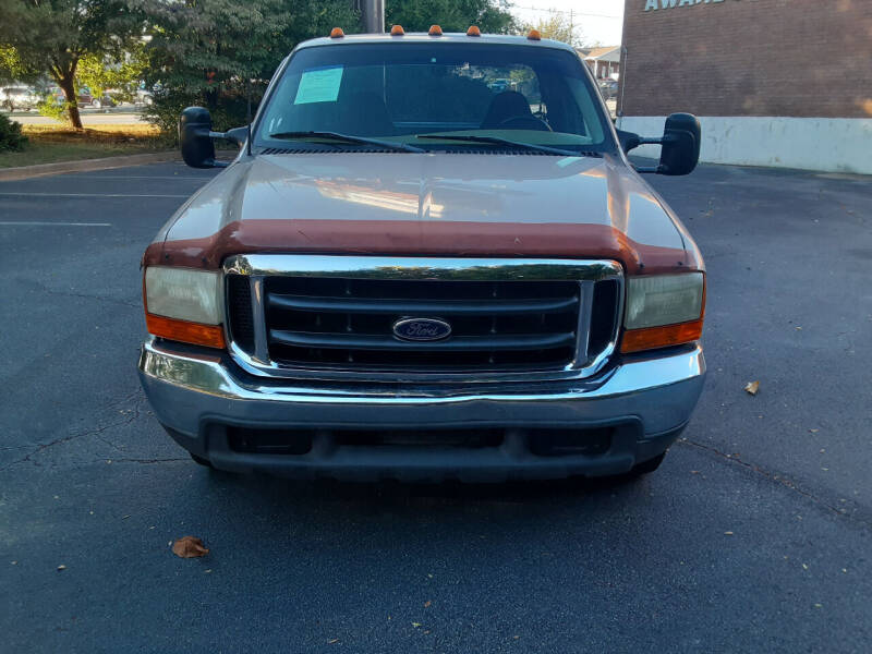 1999 Ford F-350 Super Duty for sale at LOS PAISANOS AUTO & TRUCK SALES LLC in Peachtree Corners GA