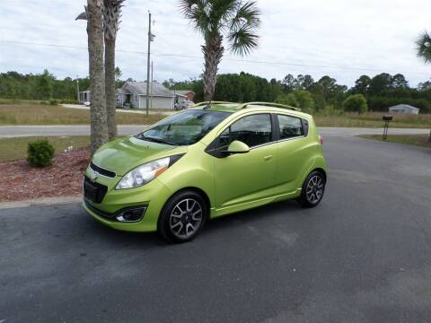 2013 Chevrolet Spark for sale at First Choice Auto Inc in Little River SC