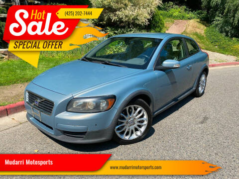 2008 Volvo C30 for sale at Mudarri Motorsports in Kirkland WA