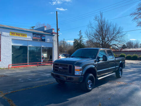 2008 Ford F-350 Super Duty for sale at Mebane Auto Trading in Mebane NC