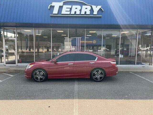 2016 Honda Accord for sale at Terry of South Boston in South Boston VA