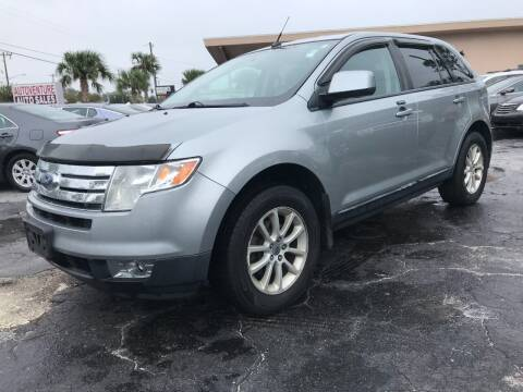 2007 Ford Edge for sale at AutoVenture Sales And Rentals in Holly Hill FL