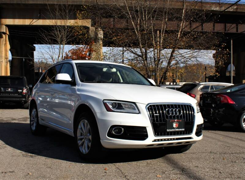 2014 Audi Q5 for sale at Cutuly Auto Sales in Pittsburgh PA