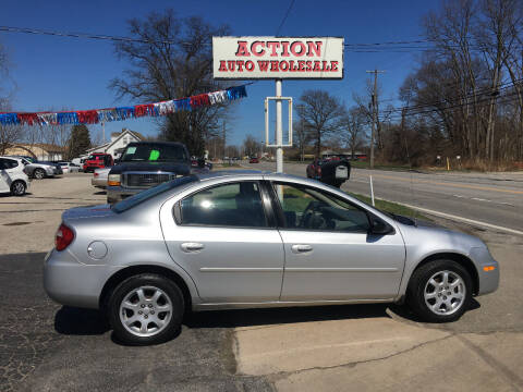 2005 Dodge Neon for sale at Action Auto Wholesale in Painesville OH