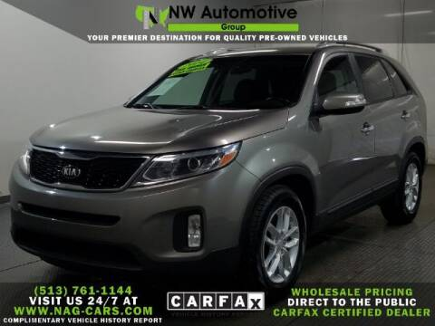 2014 Kia Sorento for sale at NW Automotive Group in Cincinnati OH