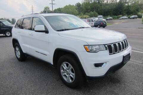 2017 Jeep Grand Cherokee for sale at K & R Auto Sales,Inc in Quakertown PA