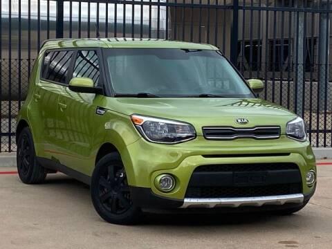 2018 Kia Soul for sale at Schneck Motor Company in Plano TX