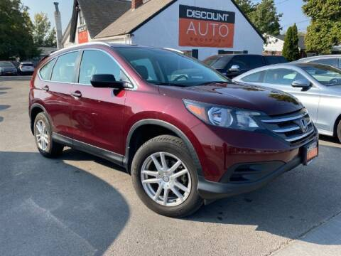 2014 Honda CR-V for sale at Discount Auto Brokers Inc. in Lehi UT