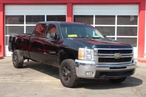 2007 Chevrolet Silverado 3500HD for sale at Truck Ranch in Logan UT