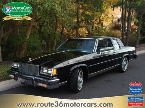 1985 Buick LeSabre for sale at ROUTE 36 MOTORCARS in Dublin OH