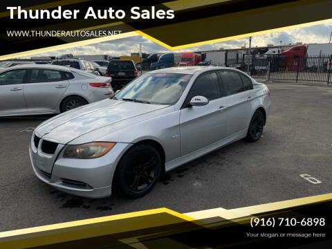 2008 BMW 3 Series for sale at Thunder Auto Sales in Sacramento CA