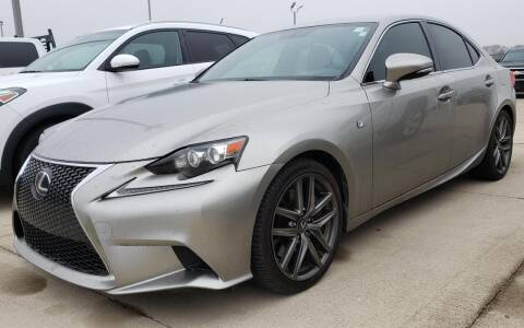 2016 Lexus IS 200t for sale at Lipscomb Auto Center in Bowie TX