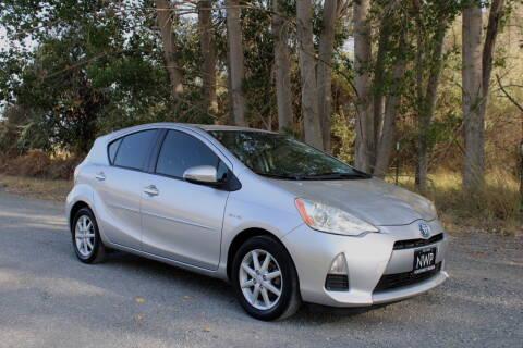2013 Toyota Prius c for sale at Northwest Premier Auto Sales in West Richland WA