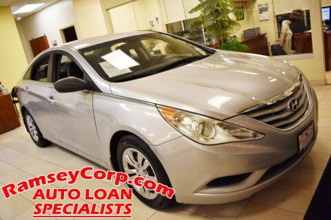 2011 Hyundai Sonata for sale at Ramsey Corp. in West Milford NJ