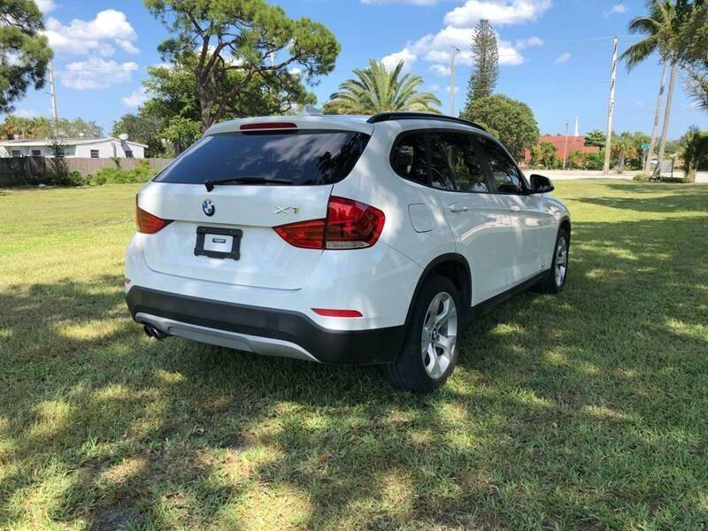 2015 BMW X1 FRESH TRADE IN $2500 DOWN NO CREDIT CHECK - Fort Lauderdale FL