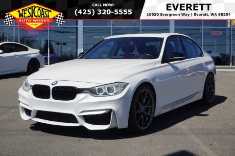 2013 BMW 3 Series for sale at West Coast Auto Works in Edmonds WA