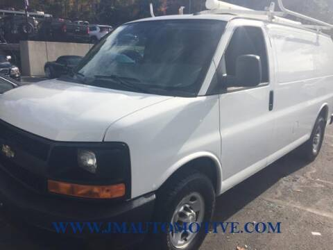 2015 Chevrolet Express Cargo for sale at J & M Automotive in Naugatuck CT
