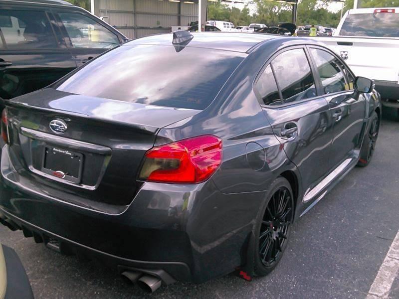 2018 Subaru WRX AWD Limited 4dr Sedan 6M - Newark NJ