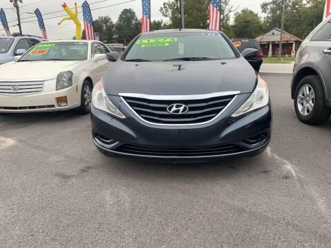 2011 Hyundai Sonata for sale at Cars for Less in Phenix City AL