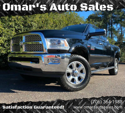 2014 RAM Ram Pickup 2500 for sale at Omar's Auto Sales in Martinez GA
