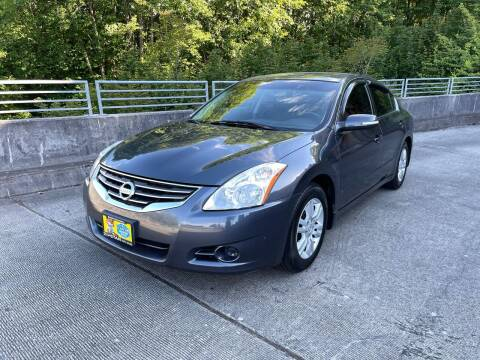 2011 Nissan Altima for sale at Zipstar Auto Sales in Lynnwood WA