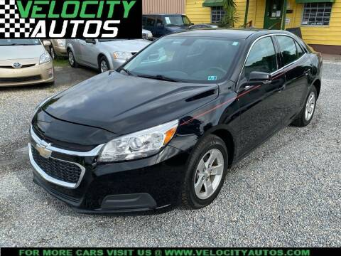 2016 Chevrolet Malibu Limited for sale at Velocity Autos in Winter Park FL