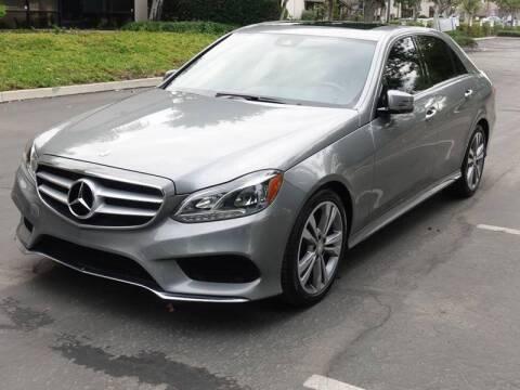 2015 Mercedes-Benz E-Class for sale at ASAL AUTOSPORTS in Corona CA