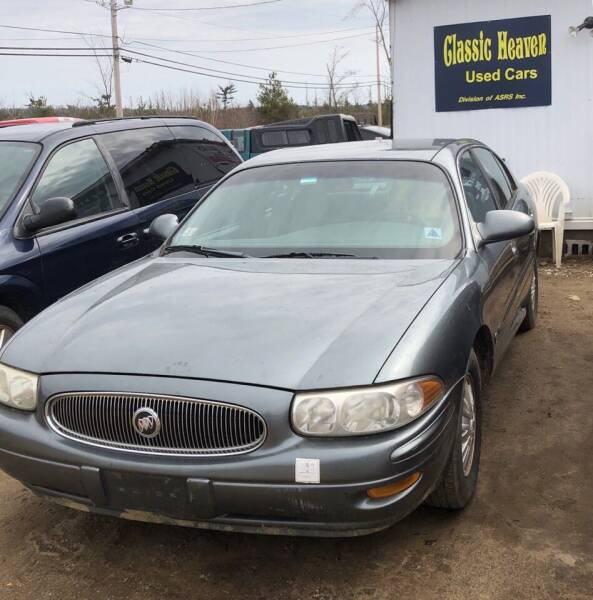 2005 Buick LeSabre for sale at Classic Heaven Used Cars & Service in Brimfield MA