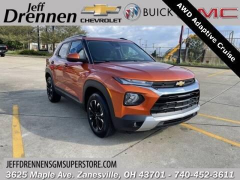 2022 Chevrolet TrailBlazer for sale at Jeff Drennen GM Superstore in Zanesville OH