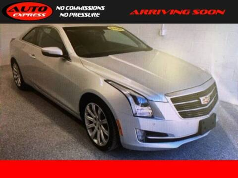 2015 Cadillac ATS for sale at Auto Express in Lafayette IN