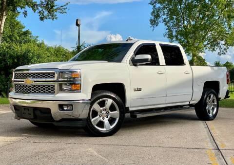 2015 Chevrolet Silverado 1500 for sale at Texas Auto Corporation in Houston TX