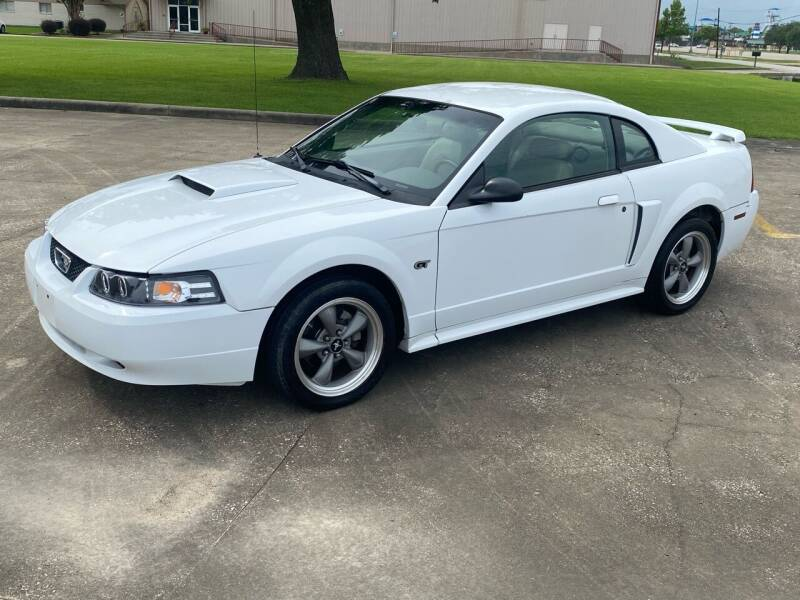 2002 Ford Mustang for sale at M A Affordable Motors in Baytown TX