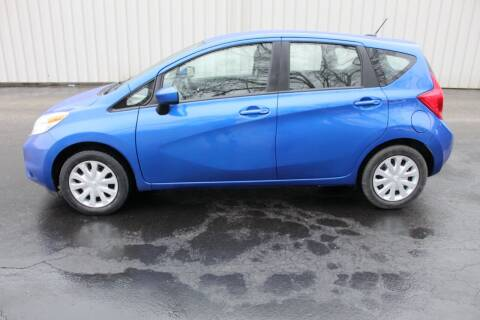 2016 Nissan Versa Note for sale at Lansing Auto Mart in Lansing KS